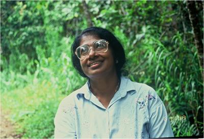 Prof Savithri Gunathillake