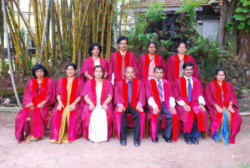 Council Members of the Institute of Biology (2010 - 2011)