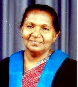 2015: Felicitation of Emeritus Professor Nalini Beatrice Ratnasiri