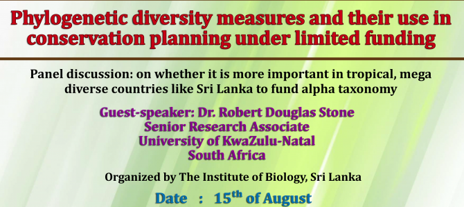 Phylogenetic diversity measures and their use in conservation planning under limited funding