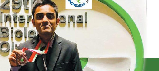 Sri Lankan Biology Olympiad 2019
